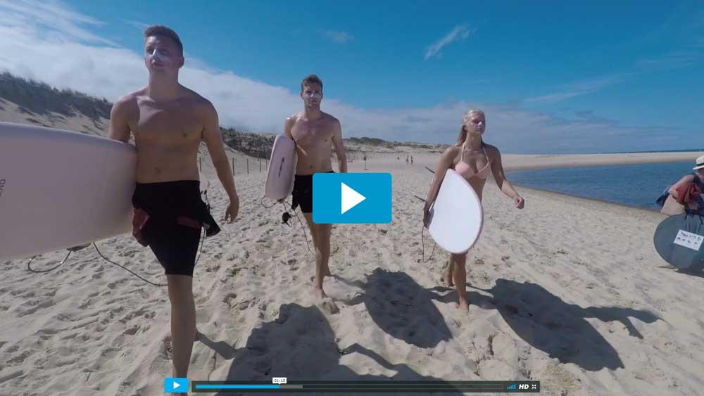 Op surfkamp met Surfblend, wat was onze ervaring?