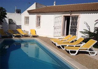 Villa in Albufeira met vrienden