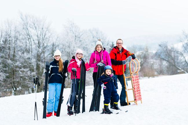 Wintersporten met Landal