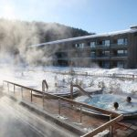 Bijzondere wintersport in Finland met 14 zwembaden