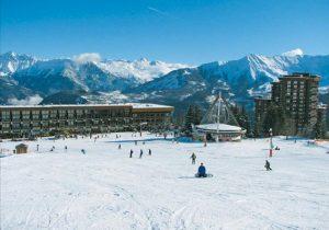 Leuke wintersport in Frankrijk voor groep vrienden