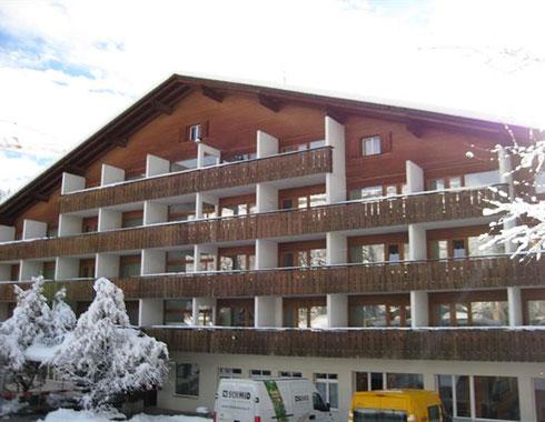 Wintersport in Zwitserland met tieners