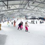 Wintersporten met het gezin in Nederland