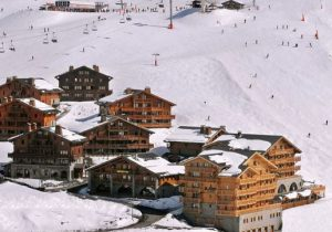 Mooie wintersportchalets in Les Trois Vallées