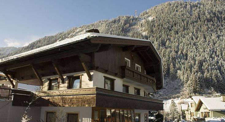 Wintersport in Mayrhofen met vrienden