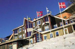 Skivakantie Zweden met tieners