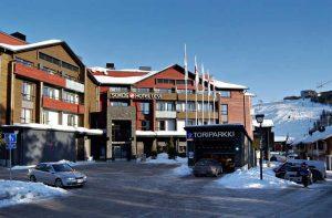 Skivakantie Finland met tieners