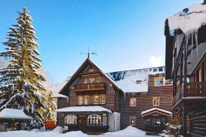 Wintersport Tsjechië met tieners