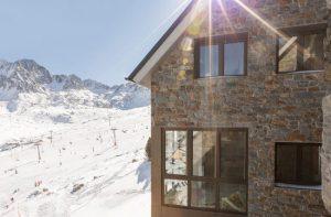 Wintersporten in Andorra met tieners