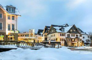 Wintersport in Winterberg met tieners