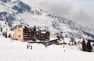 Wintersport Val di Sole met tieners