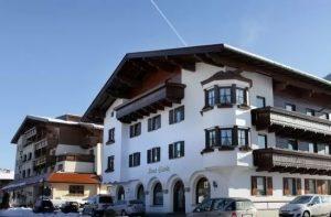 Wintersport Skiwelt Wilder Kaiser met tieners