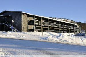 Wintersport Zweden met tieners