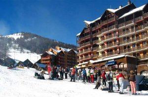 Skivakantie Risoul voor jongeren