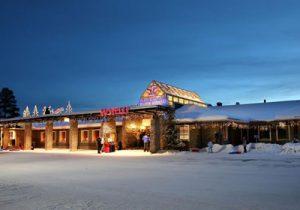 Bijzondere wintersport in Finland met 17 zwembaden