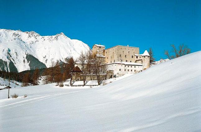 Wintersporten in Zillertal met tieners