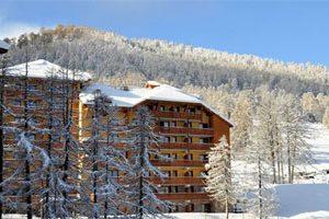 Toffe wintersport in Risoul op top locatie