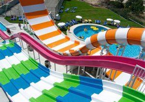 All-inclusive resort in Cyprus met tropisch aquapark